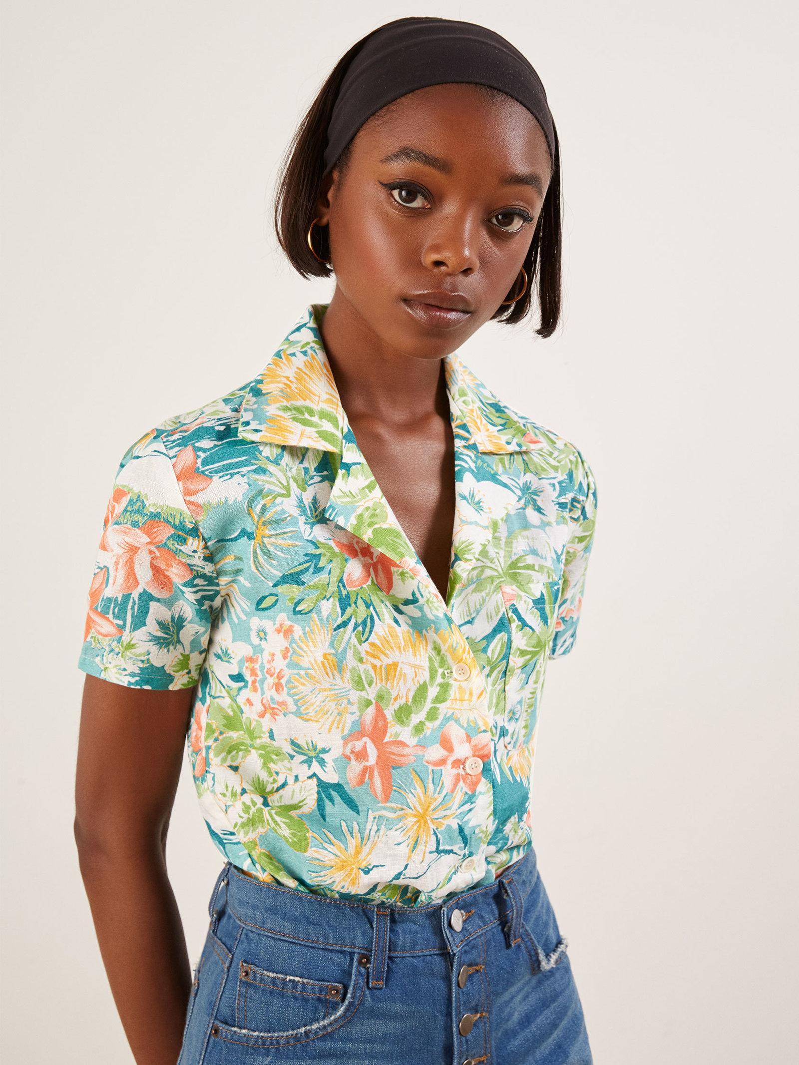 Hawaiian Shirts For Women - A Fashion Statement in Your Own Skin Tone