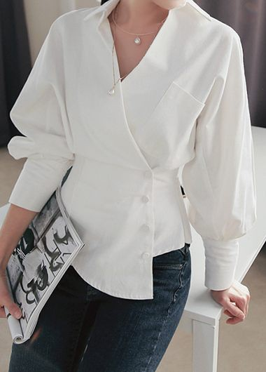 How to Wear a White Shirt With Style