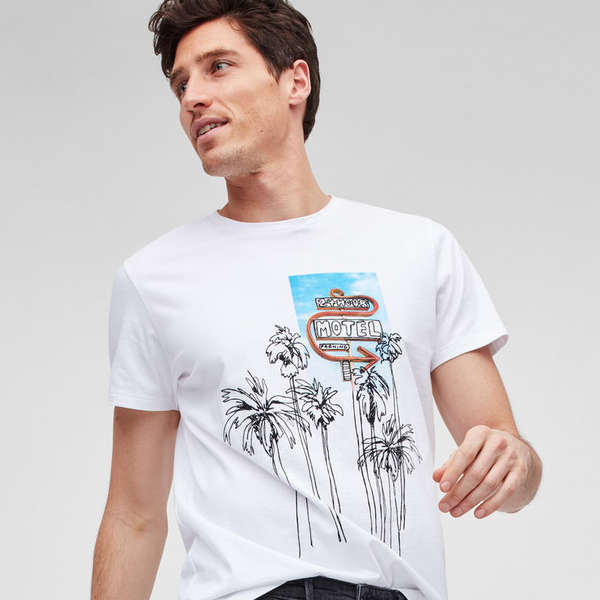 Mens Graphic Tees for Men