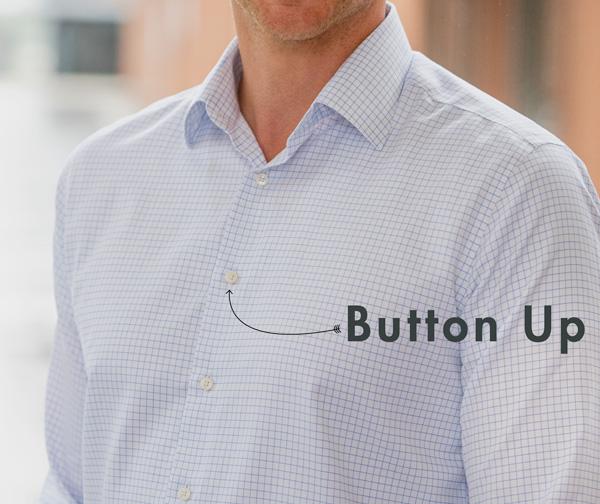 Popular Fashion Styles of Men's Button Down Shirts