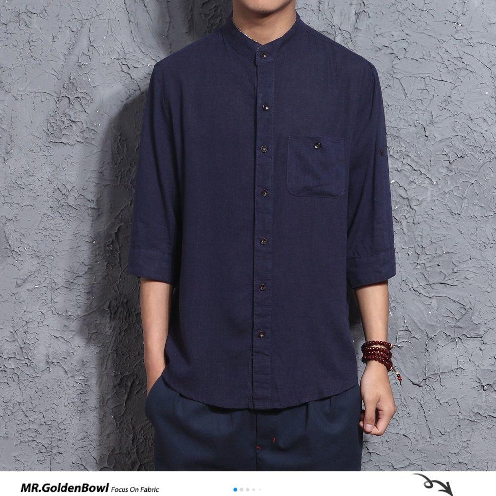Mens Linen Shirt - A Luxurious Item to Buy For Men