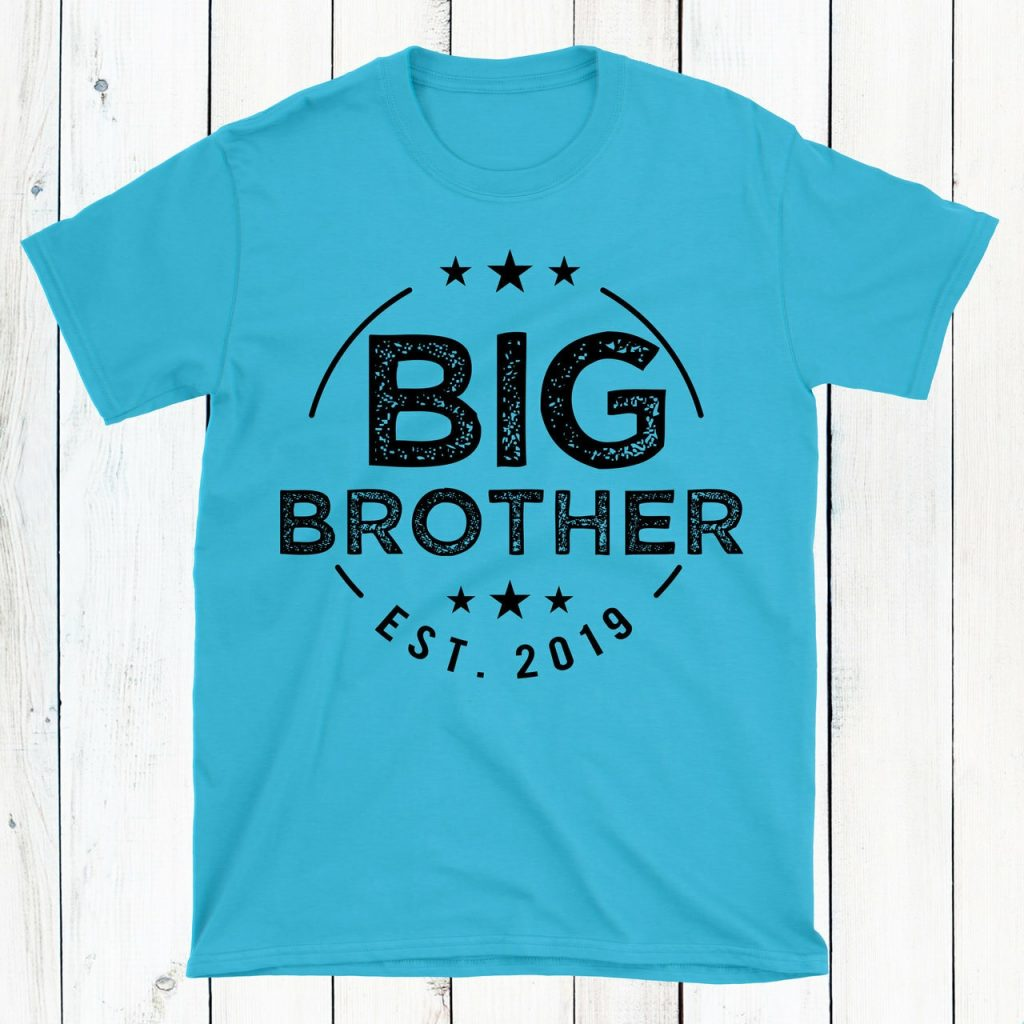 Why Choose A Big Brother Shirt?
