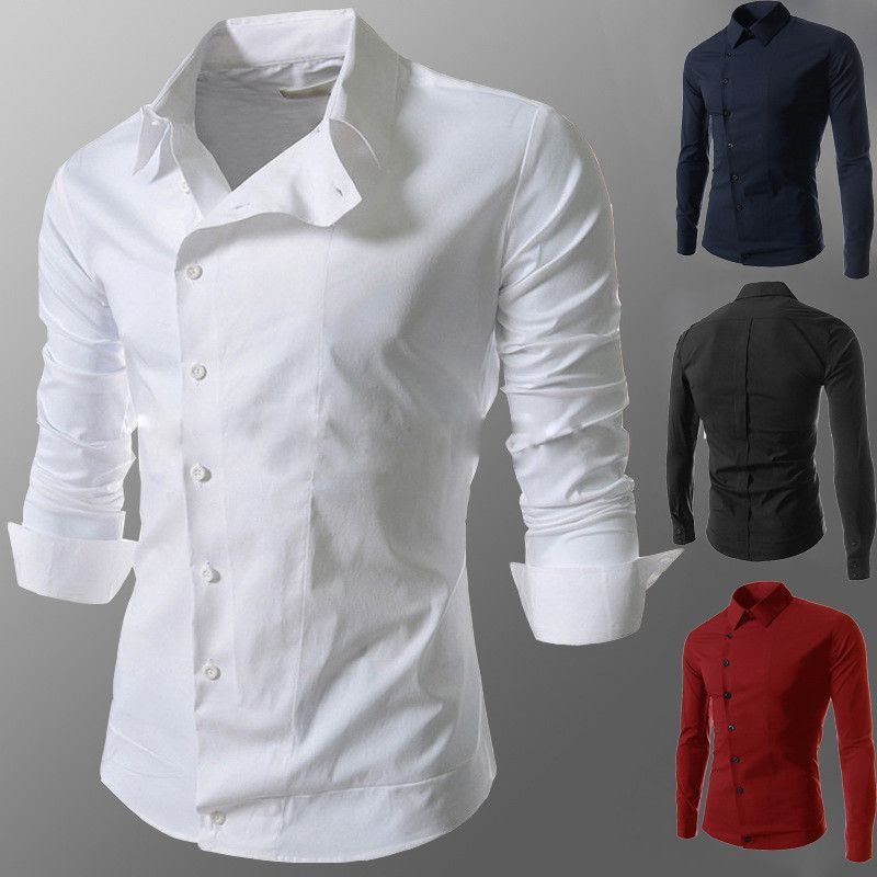 Advantages of Wearing Button Shirts