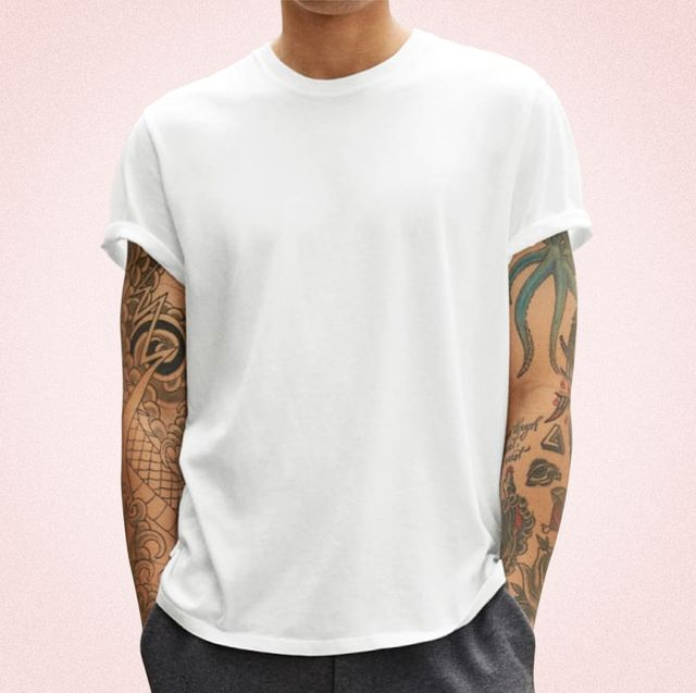 Different Ways to Wear a White T Shirt