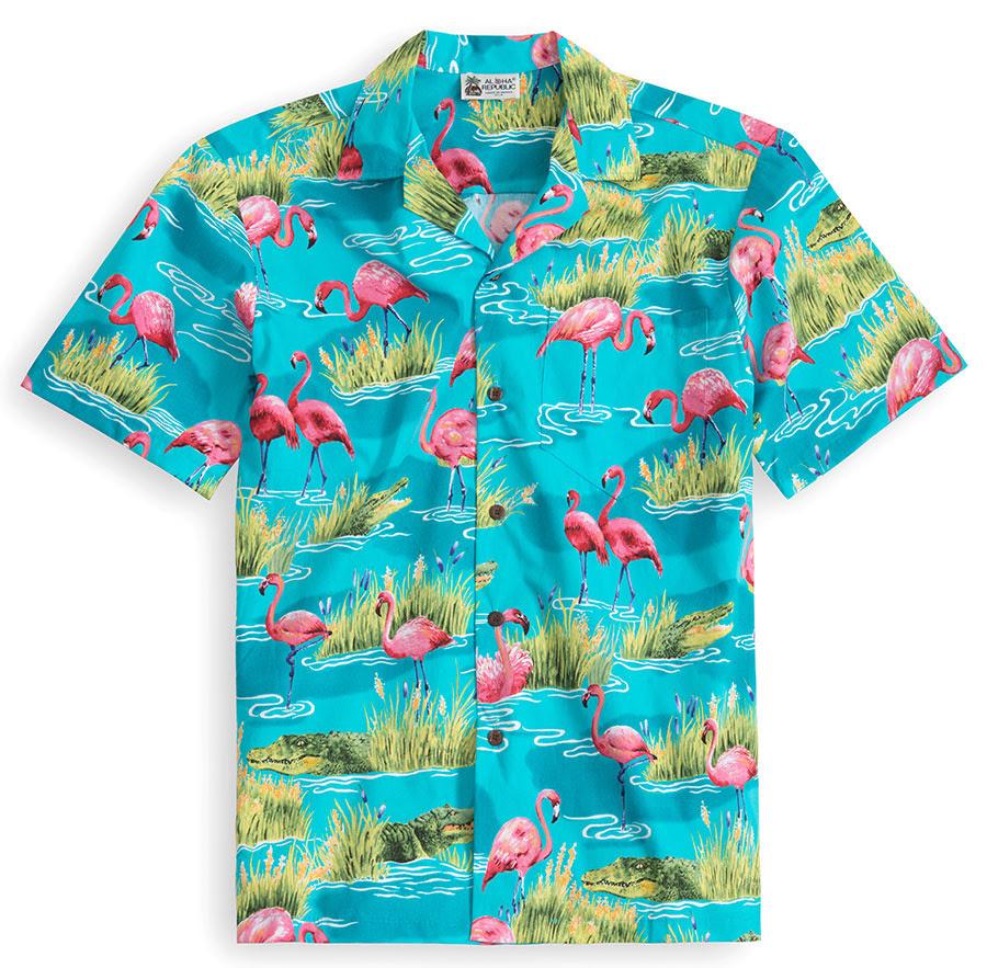 Hawaiian Shirts - The History and Appeal