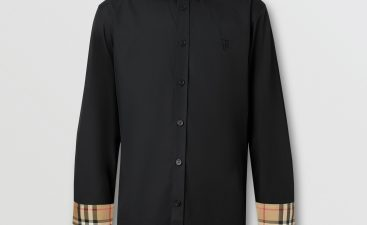 What Makes a Burberry Shirt Trendy